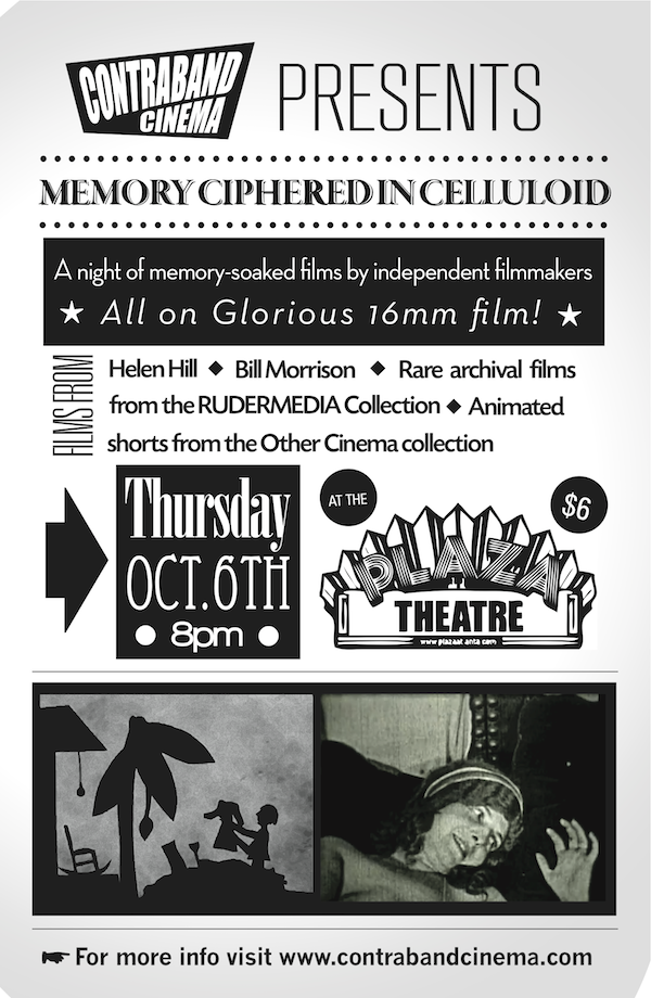 Memory Ciphered in Cinema